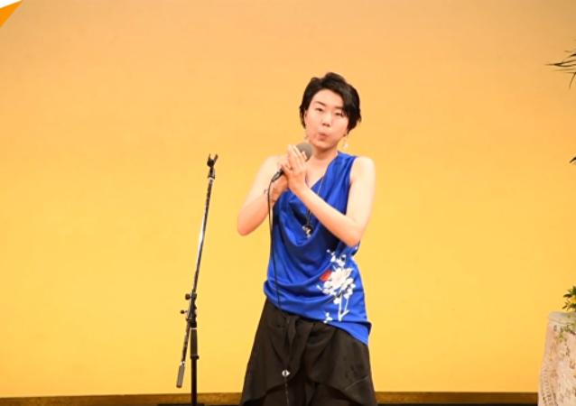 东京举行世界口哨大赛