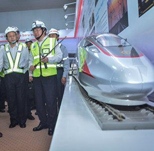 俄中合建的車里雅賓斯克-葉卡捷琳堡高鐵設計工作將於今秋啓動