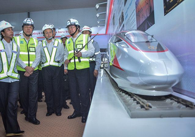 俄中合建的车里雅宾斯克-叶卡捷琳堡高铁设计工作将于今秋启动