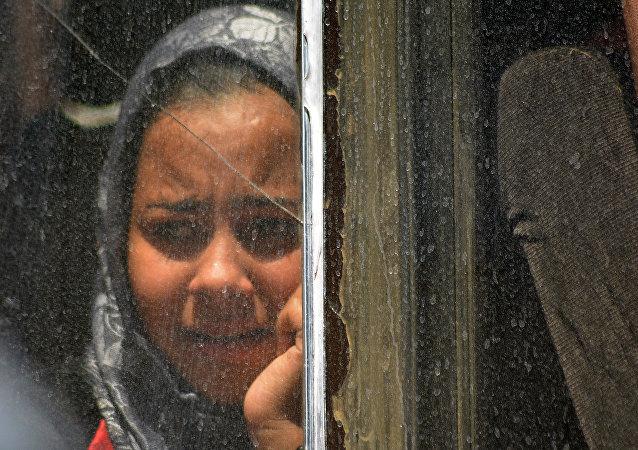 联合国:叙西南部两天内流离失所人数增加1.5倍达16万