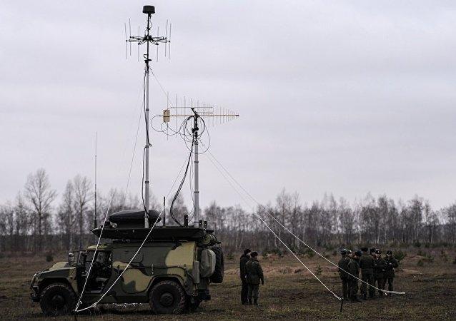 俄武装力量2018年将获新电子战系统以对抗美国空军