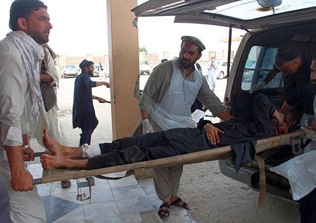 联合国:美军对阿富汗毒品实验室的空袭致至少30名平民丧生