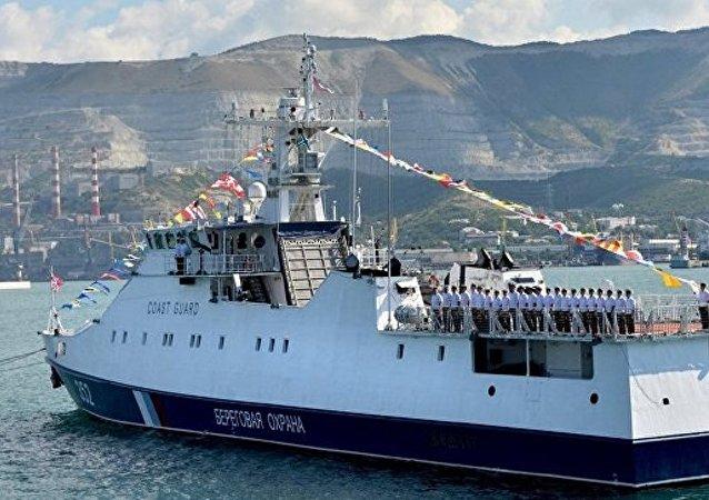 克里米亚边防部队将举行打击亚速海海盗的演习