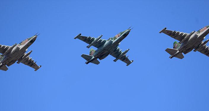 升級版攻擊機蘇-25CM3有何威懾?