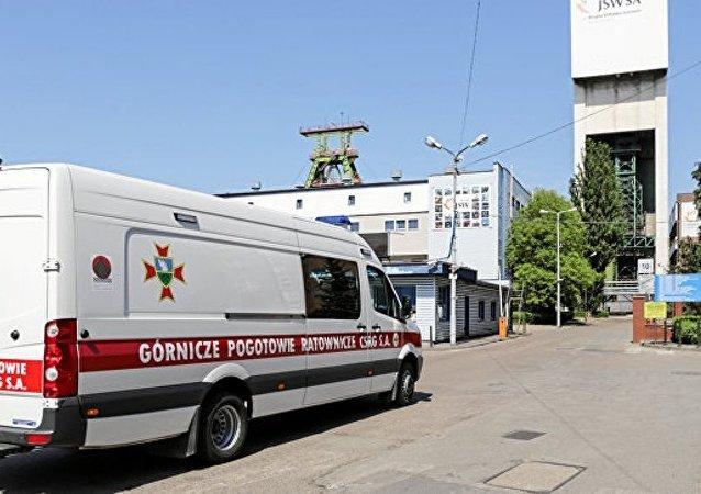 波蘭南部礦難失蹤礦工的搜尋工作進入第三天