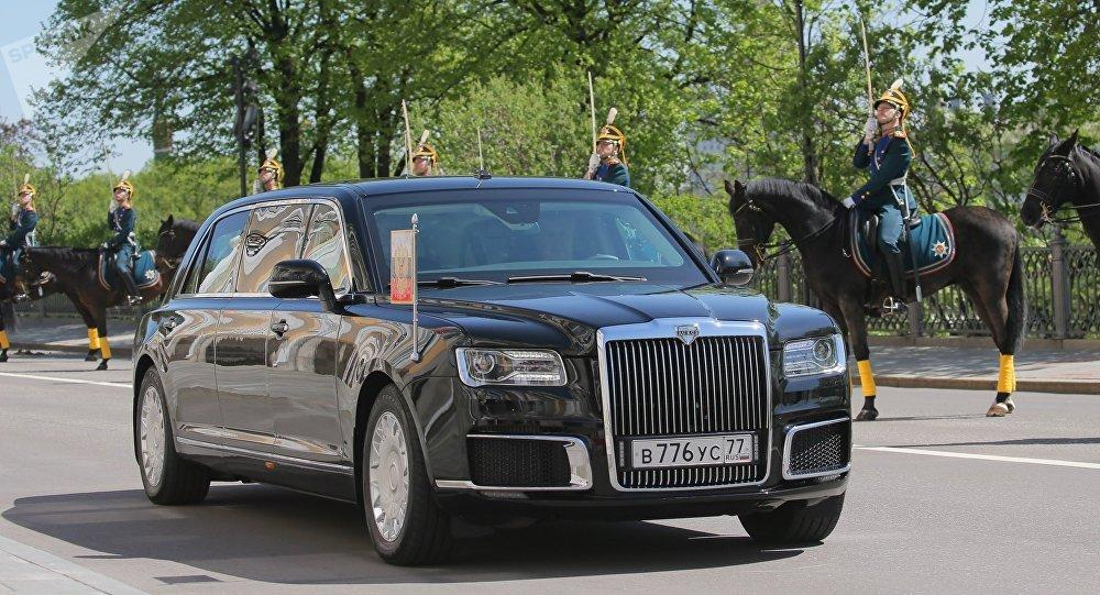普京責成安排生產「車隊」項目商務車和橋車