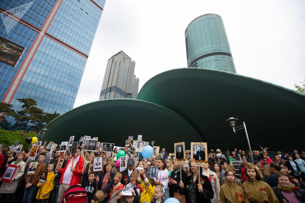 「不朽軍團」遊行活動在各國舉行