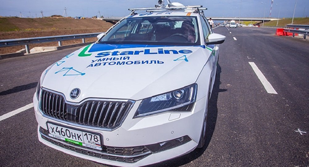 俄计量和技术管理局谈无人驾驶汽车前景