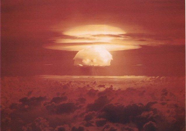 俄國防部:有國家進行旨在掩蓋核試驗的研究