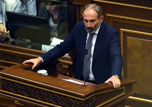 亞美尼亞新總理承諾與中國建立互利合作關係