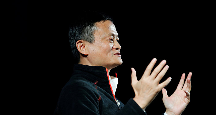 阿里巴巴集团总裁马云