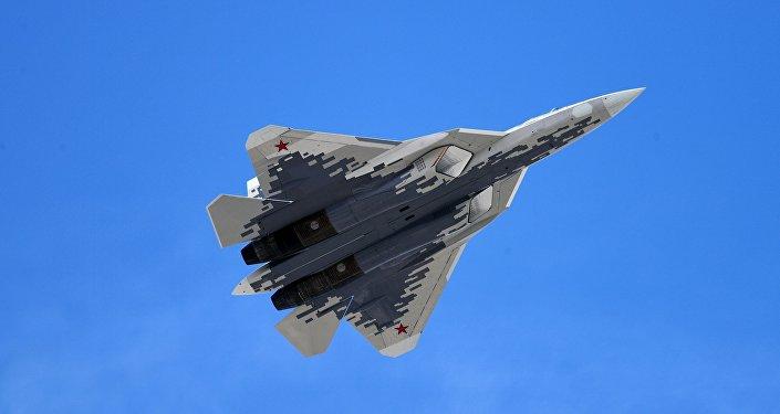 俄羅斯蘇-57戰機
