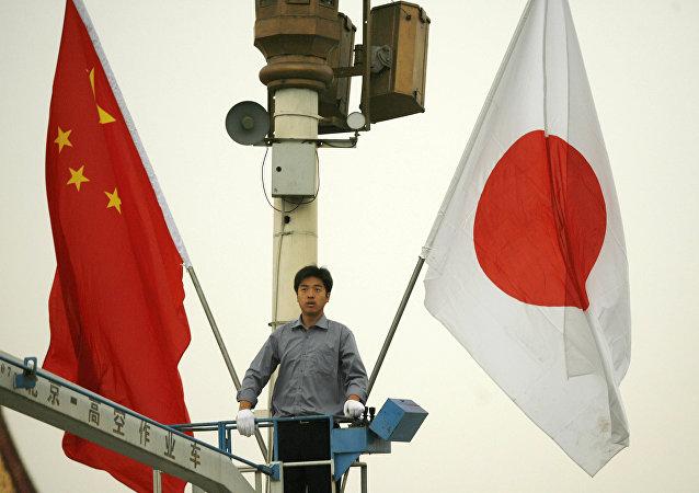 日本外交官:日方珍惜當前日中關係改善發展勢頭