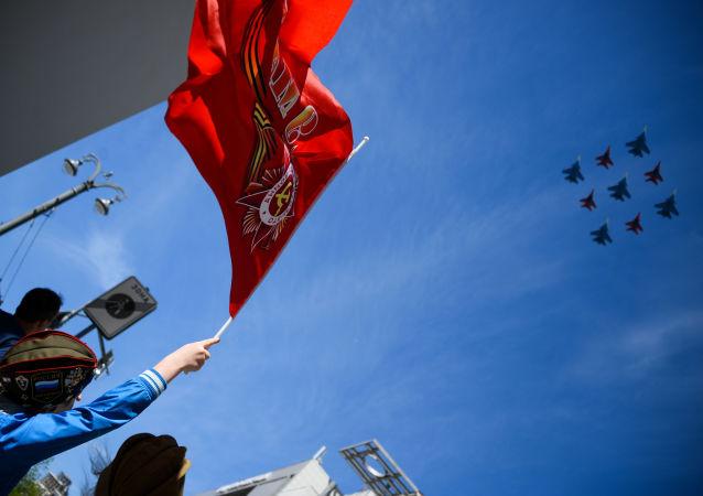 俄總統新聞秘書:莫斯科沒有期待外國領導人參加勝利日的慶典活動