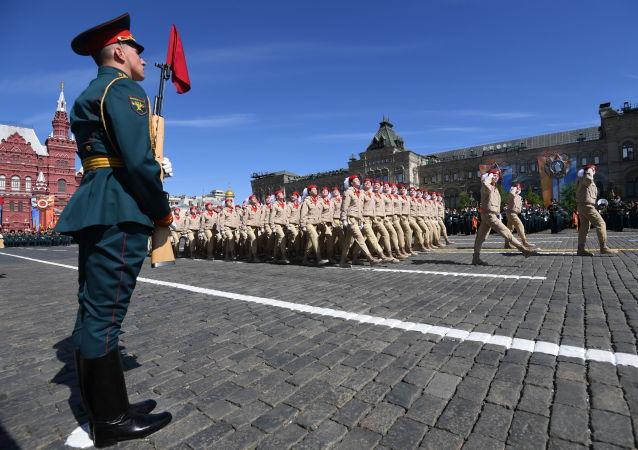 普京:塞尔维亚总统武契奇已接受明年来俄参加胜利日活动的邀请