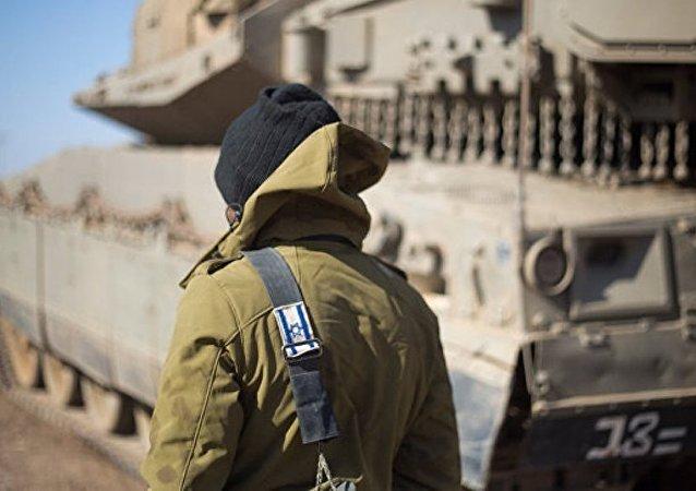 以军:以色列向以叙边境地区增派坦克和炮兵