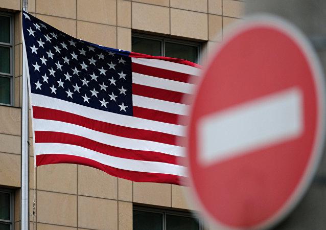 美国对俄罗斯和中国国防企业实施制裁