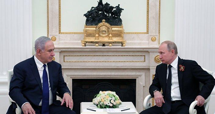 普京與內塔尼亞胡21日將在莫斯科舉行會晤