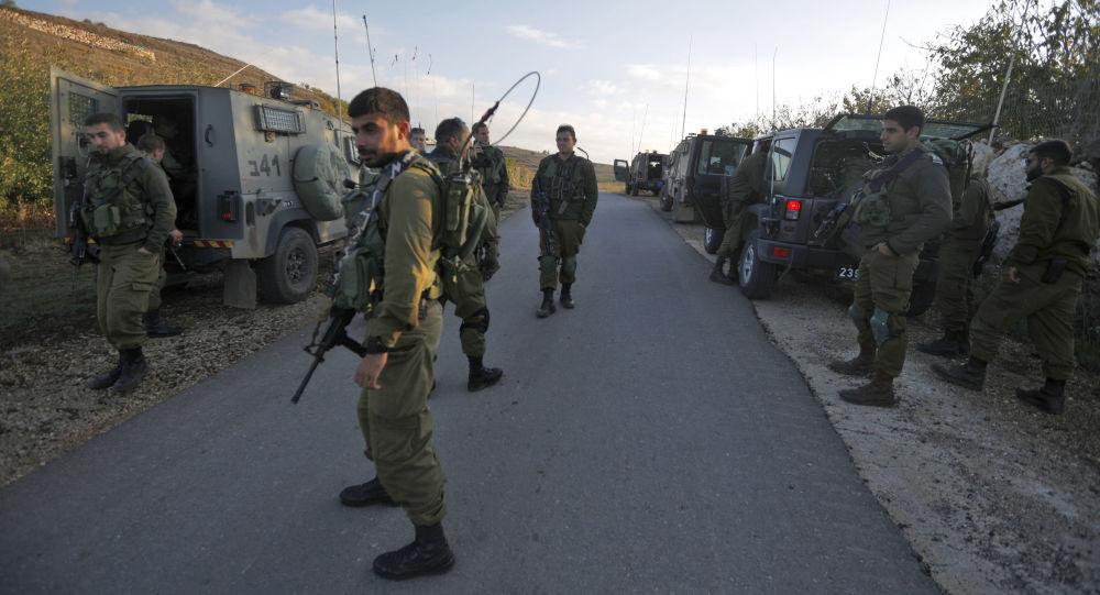 以色列軍人 (戈蘭高地)
