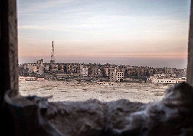 俄美軍隊在敘利亞不可能發生對抗