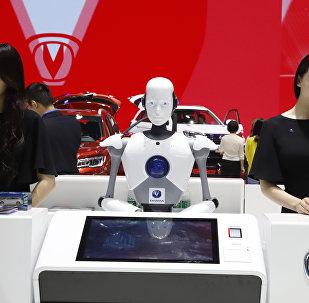 中国已连续5年成为全球最大工业机器人市场