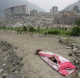 汶川地震十周年