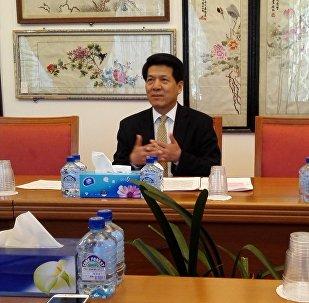 李輝大使: 中俄全面戰略協作夥伴關係穩如泰山