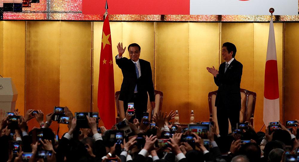 中國與日本金融合作獲得突破