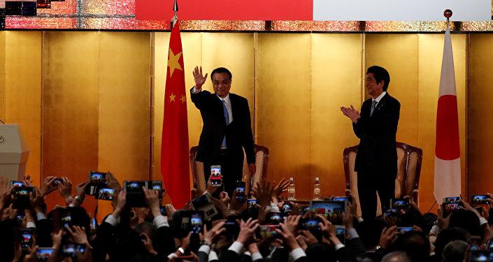 中国与日本金融合作获得突破