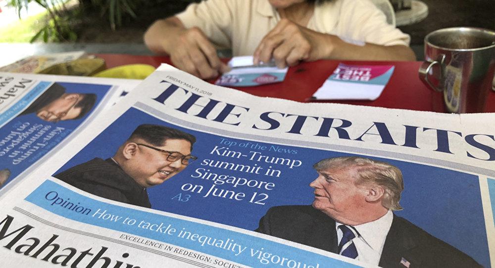 朝鲜对仅提出无核化要求的会谈不感兴趣