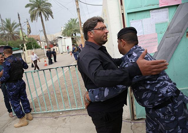 伊拉克議員:伊拉克強力人員阻止投票站恐怖襲擊