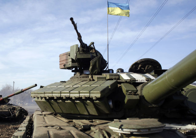 顿涅茨克:乌军再次攻击戈尔洛夫卡 自损10人
