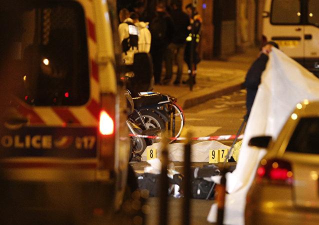 巴黎恐怖袭击事件