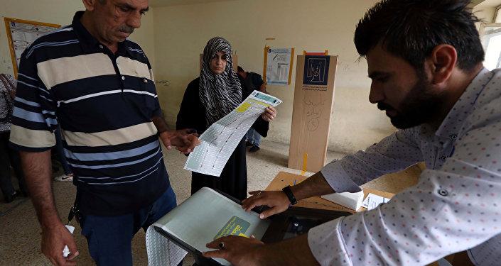 伊拉克四個政黨要求庫區重新舉行選舉
