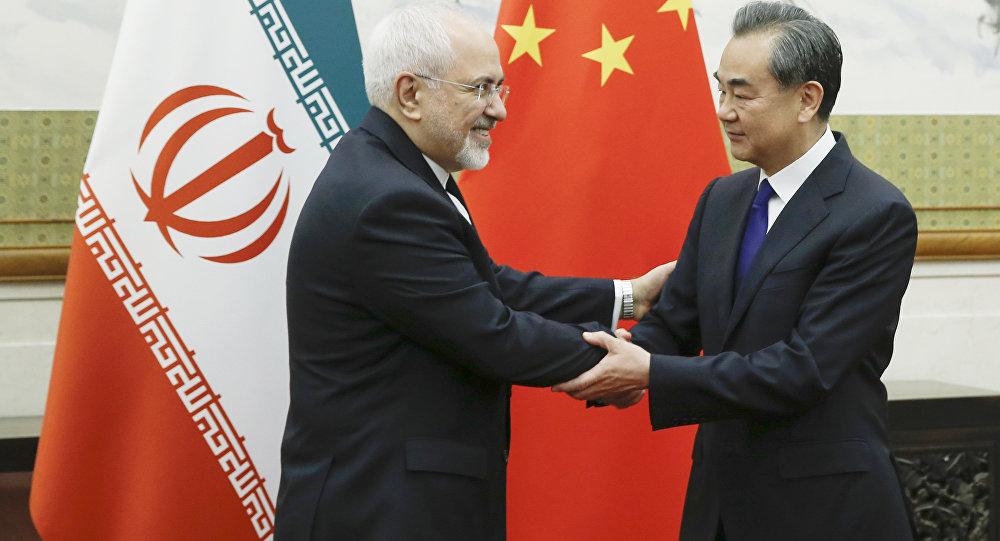 伊朗和中国外长在美国退出伊核协议后就该问题举行会谈