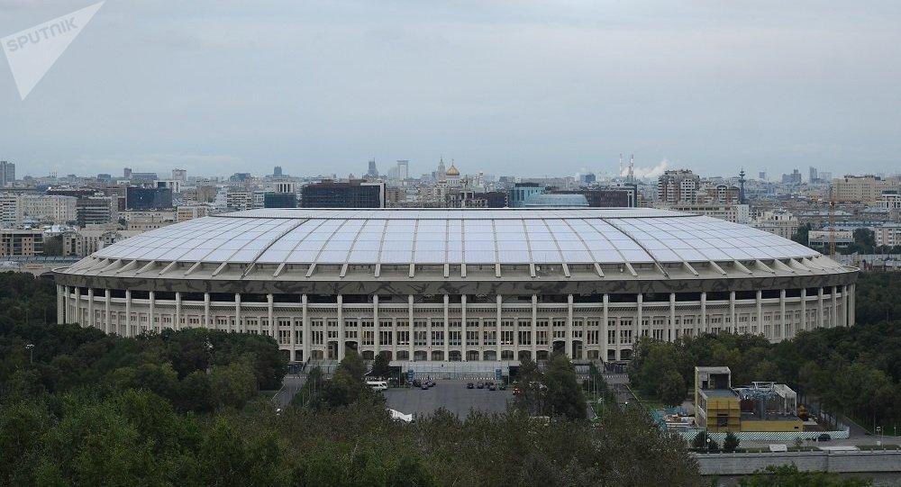 莫斯科麻雀山,体育场