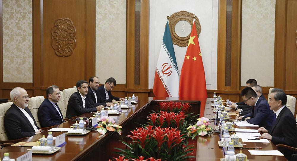 伊朗希望中国等留在协议里的国家继续完成己方义务