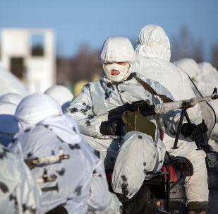 """美国警告北极或成俄美""""军事竞争""""之地"""