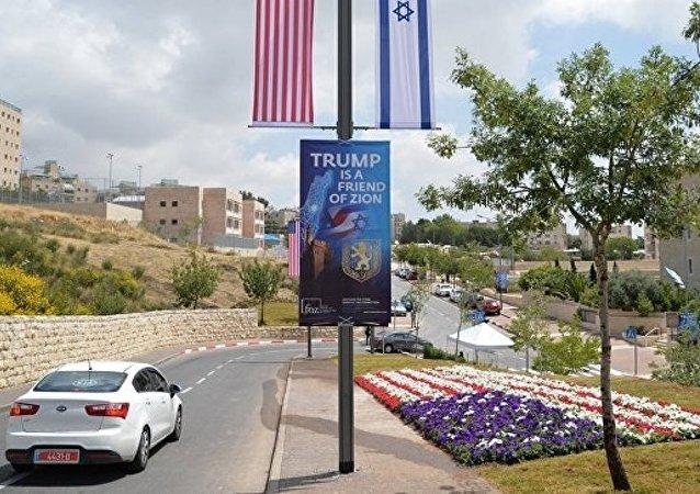 莫斯科担心美国驻耶路撒冷使馆开馆后中东局势激化