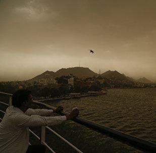 印度将利用卫星数据监控大气污染