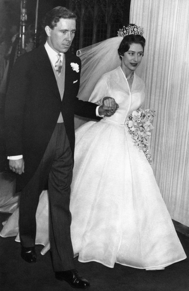 瑪格麗特公主與丈夫