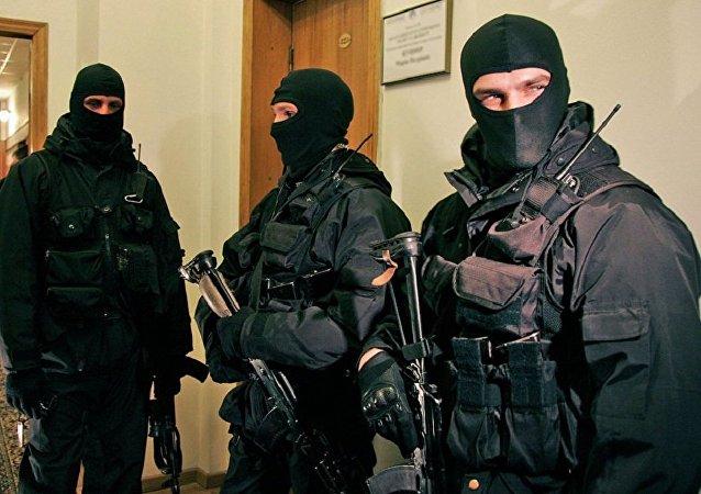 """乌安全局称正对""""俄控制的""""媒体机构开展侦查行动"""