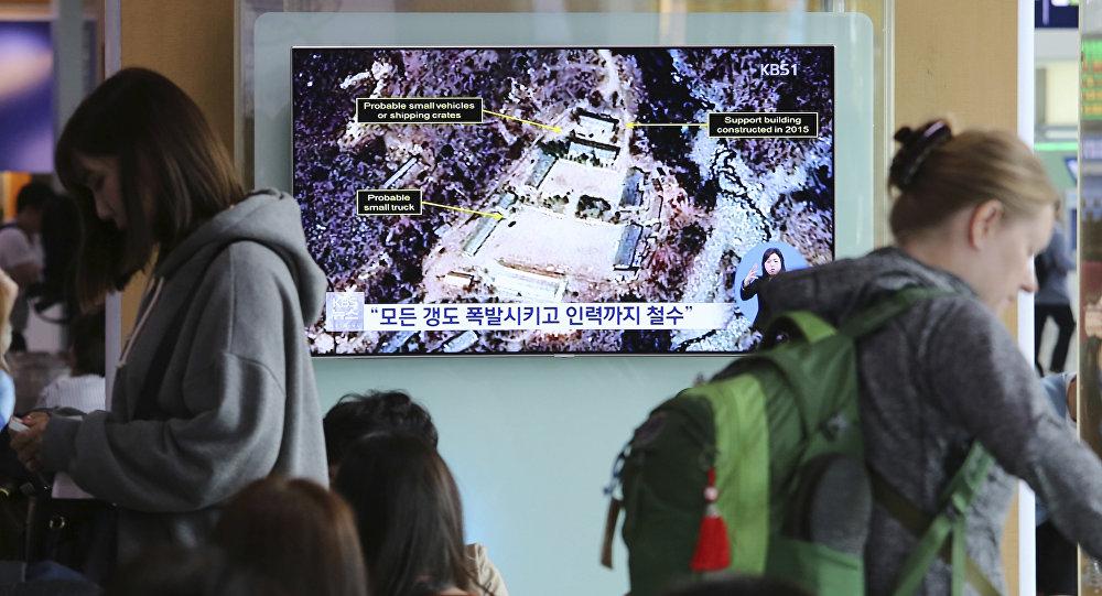 首尔否认提议将朝鲜核武运往第三国