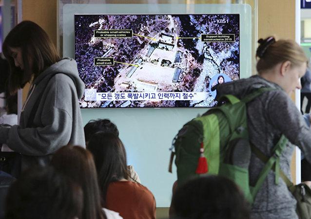 首爾否認提議將朝鮮核武運往第三國