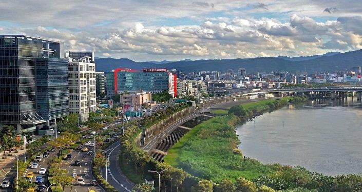 Вид Тайбэя