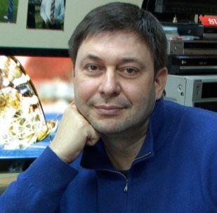 莫斯科再次要求基辅立即释放记者维辛斯基