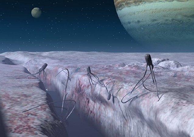 天文學家在「歐羅巴」上發現了新的間歇噴泉活動跡象