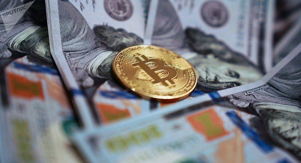 """一名莫斯科人用假钞""""骗了""""加密货币机"""