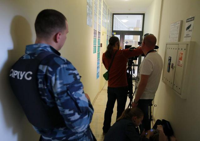 乌安全局已结束对乌克兰俄新社新闻网站办公室持续约8小时的搜查