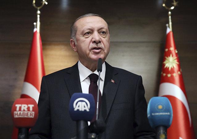 土耳其總統塔依普•埃爾多安